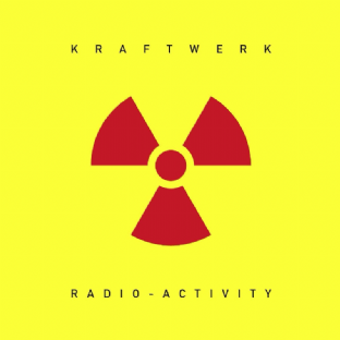 Kraftwerk ‎- Radio-Activity (LP) (180g Vinyl) (M/M) (Sealed)
